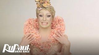 Drag Makeup Tutorial: Laganja Estranja's Butterfly Look | RuPaul's Drag Race | Logo