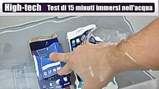 Samsung Galaxy S7 Edge vs iPhone 6S Plus Coca-Cola Water Freeze Test 9 Hours. Will It Survive