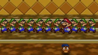 Why are 10 Luigis Stored in this Room?