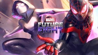SPIDER-GWEN CONTRA OS MINI-ULTRONS DO VISÃO! - Marvel Future Fight #3 (Android Gameplay em PT-BR)