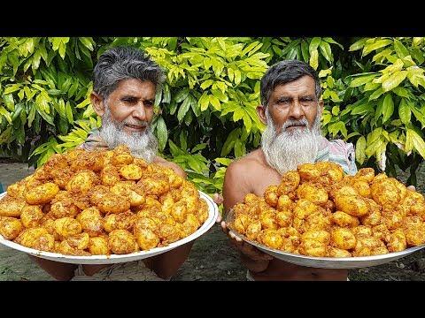 Xxx Mp4 Spice Potatoes 50 KG Potatoes Dry Curry Aloo Dum Tasty Village Food By Kids Women 3gp Sex