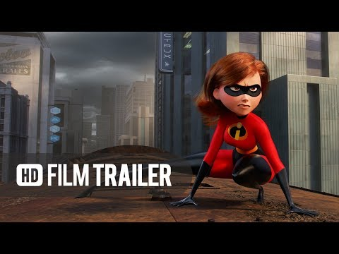 Incredibles 2 NL  (2018) - Official Trailer HD