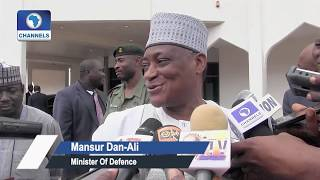 Security Report From North East Is Worrisome - Defence Minister