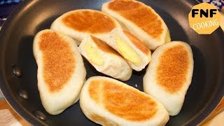 যে কোন নাস্তার স্বাদকে হার মানাবে ক্রিমে ভরা তুলতুলে এই নাস্তা | Cream bun | Nasta recipe bangla