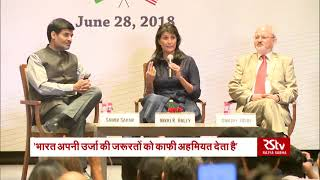 India should reconsider relationship with Iran: Nikki Haley