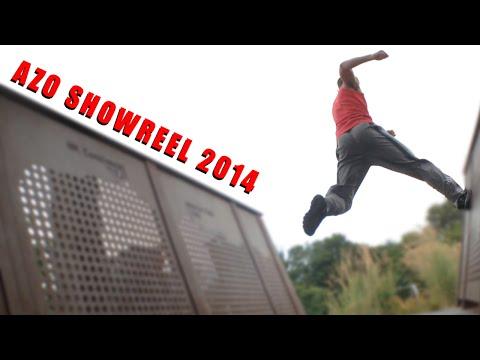 AZO Showreel 2014