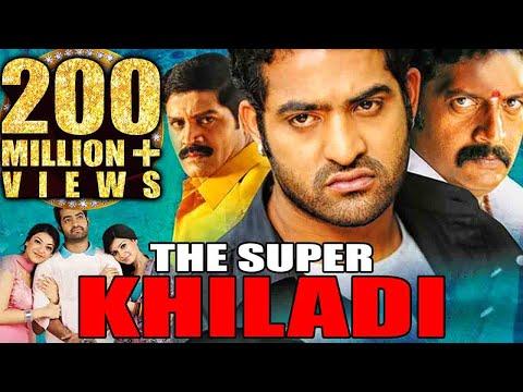 The Super Khiladi Brindavanam Telugu Hindi Dubbed Full Movie Jr NTR Kajal Aggarwal Samantha