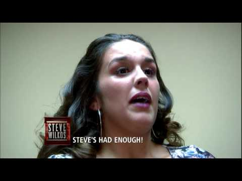 Xxx Mp4 No One Messes With Steve The Steve Wilkos Show 3gp Sex