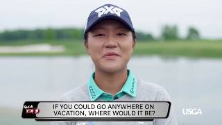 THE 9: Quick 9 with Lydia Ko