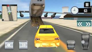 Modern Car Transporter Plane - Android Gameplay HD