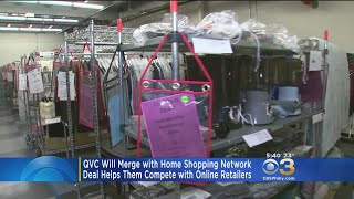 QVC Will Merge With Home Shopping Network