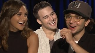 Step Up All In Cast: Truth or Dance??
