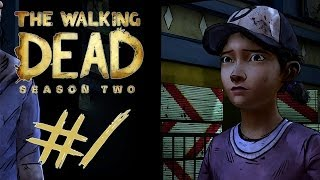 The Walking Dead:Season 2 - Episode 3 | PART 1 - TRAPPED