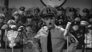 The Great Dictator Speech- Charlie Chaplin