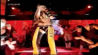 Christina Aguilera - Dirrty Live (Top of the Pops) HD