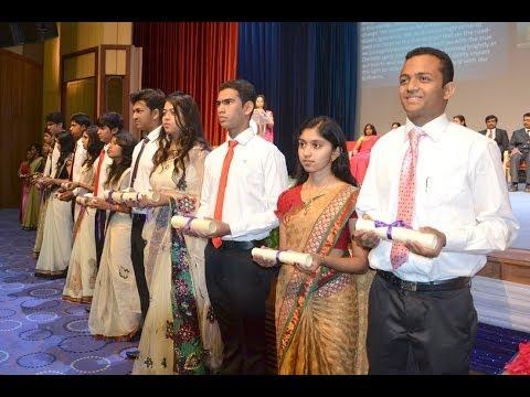 Christ Junior College Graduation Day - 2014