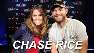 Chase Rice Talks Phillies Concert, New Music and Girl He Is Looking For