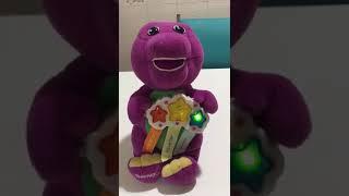 Barney - vamos aprender fisher price