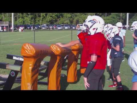 ACYA Broncos Football Team