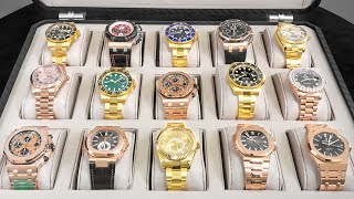 10 Reasons Why You Should Own a Luxury Watch
