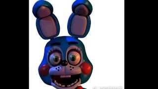 Epic rap battles! Old Bonnie vs toy Bonnie (it's not perfect and read description)