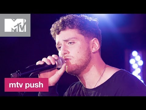 Bazzi Performs 'Beautiful' 🎼 (Live Performance) | MTV Push