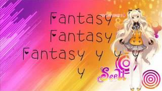 [SeeU] I=Fantasy FULL Korean Romaji Lyrics [Vocaloid3]