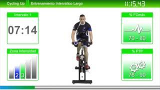 David Aguado - 17ª Clase Virtual - Entrenamiento Interválico Largo