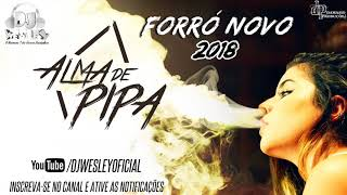 DJ WESLEY - ALMA DE PIPA ♫ ( FORRÓ NOVO 2018 )