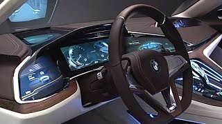 BMW 7 Series 2016 INTERIOR BMW Future Luxury BMW G11/G12 Commercial  2015 CARJAM TV