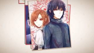 Day 8: Favorite Anime Couple; Ayato X Hinami (Tokyo Ghoul)