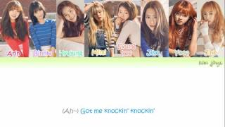 OH MY GIRL (오마이걸) – KNOCK KNOCK Lyrics (Han | Rom | Eng | Color Coded)