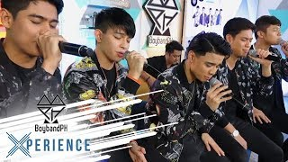 "BoybandPH sings ""How Deep Is Your Love"""