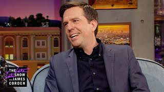 A Very Young Ed Helms Fell in Love with Dolly Parton