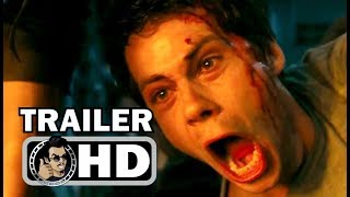 MAZE RUNNER 3: THE DEATH CURE Official Final Trailer (2018) Dylan O