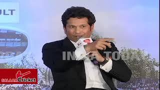 देखें Salaam Cricket के मंच पर Sachin Tendulkar Vs Wasim Akram | Salaam Cricket 2019