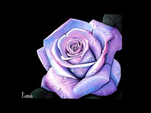 Step by step Acrylic Rose Tutorial
