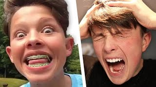 TRY NOT TO CRINGE CHALLENGE *IMPOSSIBLE* (If You Cringe You Lose)