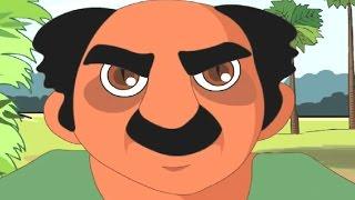 Chota Birbal – Gurudever Seva - Bengali Animation Story 11