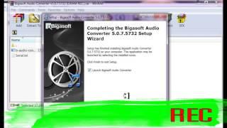 Bigasoft Audio Converter + SERIAL NUMBERS