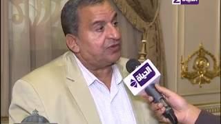 """عين على البرلمان - تعليق النائب""""عبد الحميد كمال""""عن مشكلة القمامة ..حجم القمامة أكثرمن20 مليون طن"""
