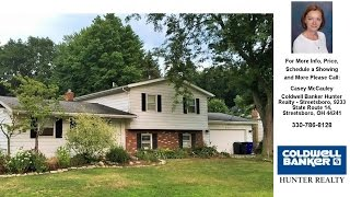 5034 Pheasant Dr, Ravenna, OH Presented by Casey McCauley.