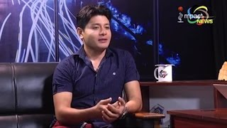 Renowned Actor Gokul Athokpam on Manung Hutna 15 October 2016