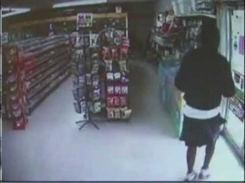 Final moments of a woman being raped and killed caught on tape
