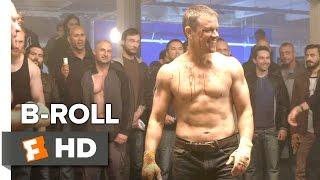 Jason Bourne B-ROLL 1 (2016) - Matt Damon Movie