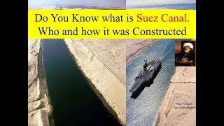 Short Documentary on British and France Colonies and Construction of Suez Canal