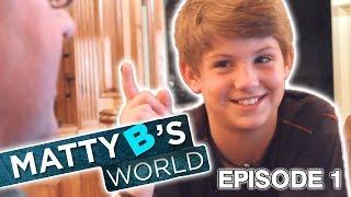 MattyBRaps   MattyB's World - Episode 1