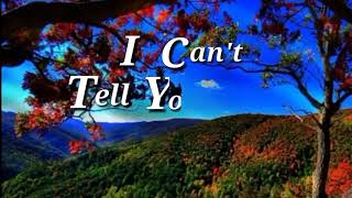 I CAN'T TELL YOU WHY (Lyrics)=Eagles=