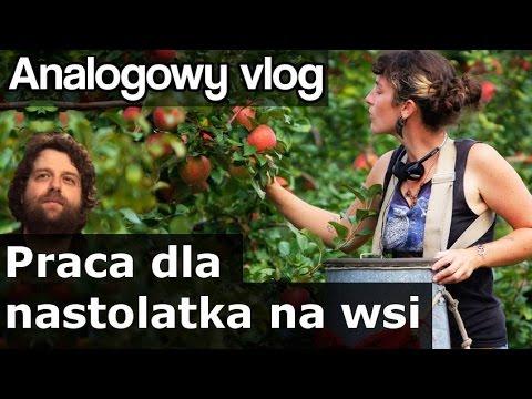 watch Analogowy Vlog #149 - Praca dla nastolatka na wsi i w małym mieście.
