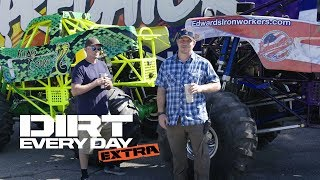 Truck Mania Special: Mini Monster Trucks! - Dirt Every Day Extra